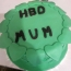 6″ Fondant Cake