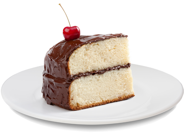 Cake-and-Plate